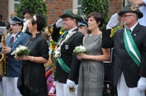 Anne und Rainer Kieskemper - Doris und Rüdiger Braun